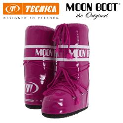 Cizme apres ski Tecnica Moon Boot Vinyl