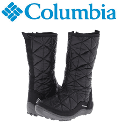Cizme Columbia MinX Slip-On Omni Heat ideale pentru zapada