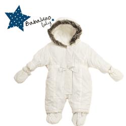Salopeta de iarna Babaluno pentru bebelusi
