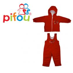 Costume de iarna calduroase cu vatelina pentru bebelusi