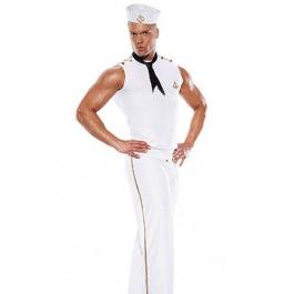 Costum bal mascat barbati - Marinar