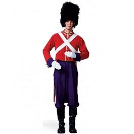 Costum Bal Mascat barbati - Soldat regal britanic