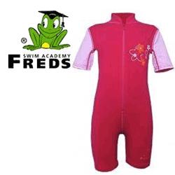 Costum fetite Freds Swim Academy