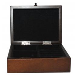Cadou Secret Santa - Cutie bijuterii lemn