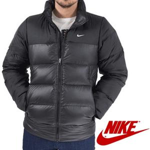 Geci de iarna barbatesti: Nike cu puf natural
