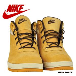 Ghete de iarna din piele Nike Mandara barbati
