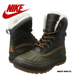 Ghete de iarna Nike WoodSide II imblanite si impermeabile