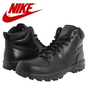 Ghete barbatesti din piele Nike Manoa Leather