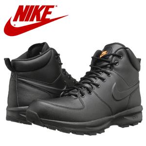 Ghete din piele Nike Manoua Leather pentru toamna iarna la House Sport