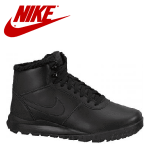 Ghete imblanite de iarna Nike Hoodland Leather pentru barbati