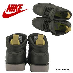 Ghete Nike barbati piele intoarsa Karstman Leather
