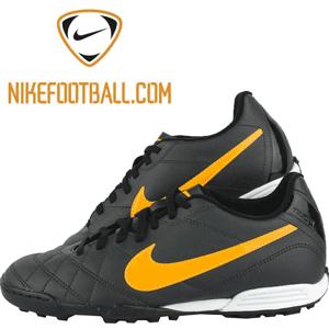 Ghete fotbal barbati Nike Tiempo Rio TF