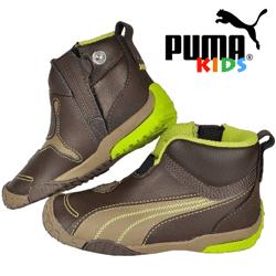 Pantofi sport Puma pentru bebe, copii mici si adolescenti