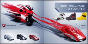 Incaltaminte sport: Ghete, adidasi si tenisi seria limitata Puma Ducati