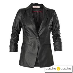 Jacheta eleganta Cache Cache cu maneci trei sferturi
