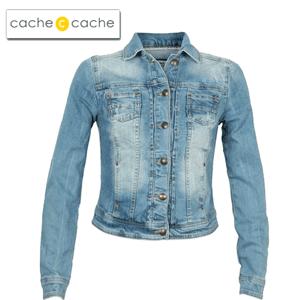jacheta-dama-fete-din-jeans-cache-cache-denim