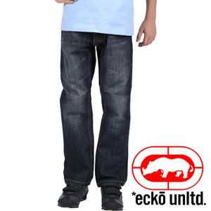 Blugi baieti Ecko Unlimited. Jeansi clasici.
