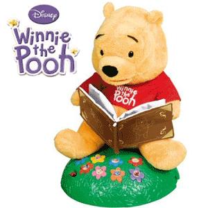 Jucarie Winnie ursuletul de plus Povestitor