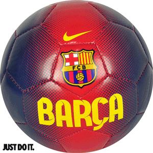 Minge de fotbal Nike pentru fanii FC Barcelona