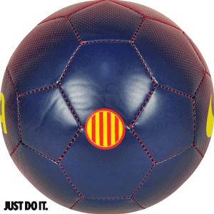 Minge fotbal teren natural, artificial sala, FC Barcelona Nike