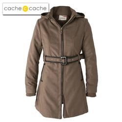 Palton de iarna pentru femei Cache Cache