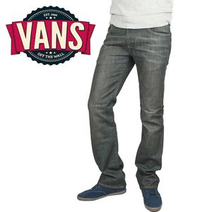 Jeansi Vans pentru baieti Petrol V66 - branduri originale