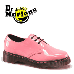 Pantofi dama Dr Martens 1461 Acid Pink