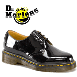 Pantofi dama Dr Martens 1461 Dusty Black
