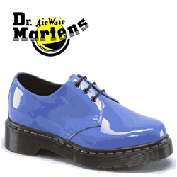 Pantofi dama Dr Martens 1461 Dusty Blue Lamper