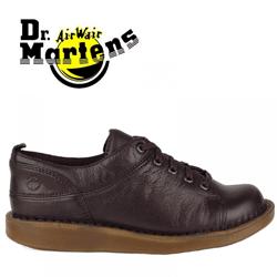 Pantofi din piele Dr Martens Anjum Broadway