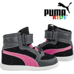 Ghetute sport Puma Skyla pentru copii
