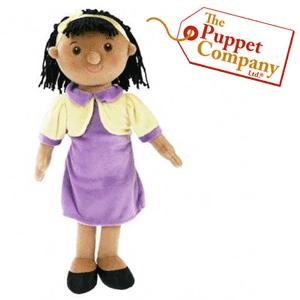 Papusi Prietenii mei The Puppet Company Amy