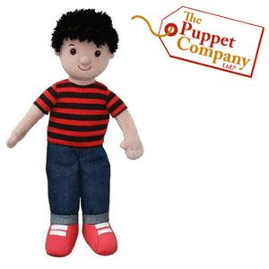 Papusi Prietenii mei The Puppet Company Will