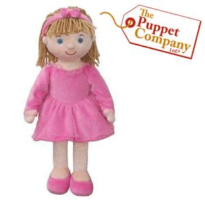 Papusi Prietenii mei The Puppet Company Becky