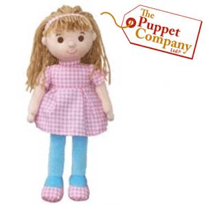 Papusi Prietenii mei The Puppet Company Mollie