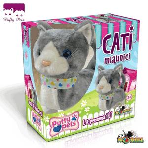 Pisicuta Cati si Poneiul Bella – jucariile Puffy Pets