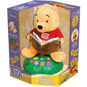 Winnie the Pooh Povestitorul jucarie interactiva pentru copii