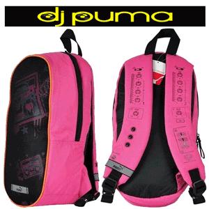 Rucsac ghiozdan audio DJ Puma pentru copii
