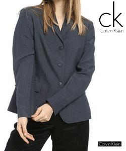 Sacou dama casual office Calvin Klein