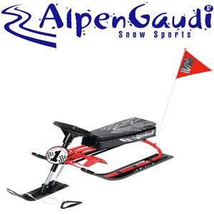 Saniuta Alpen Gaudi cu otel absoarbe socurile - 3-8 ani