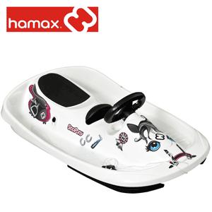 Saniuta zapada Hamax SnoPony - saniuta cu ponei