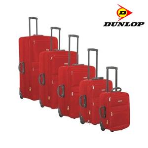 Set 5 trolere bagaje de calatorii Dunlop