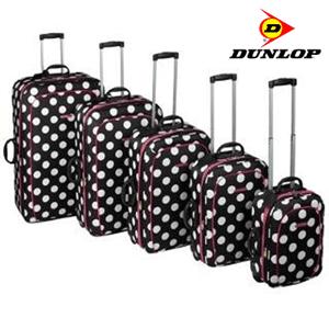 Set 5 Trolere elegante de dama Dunlop Dots