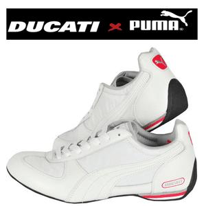 Pantofi sport unisex Puma Racer LN Ducati