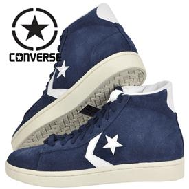 Adidasi din piele Converse Pro Leather Mid