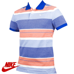 Tricou barbati Nike Costa Stripe Polo