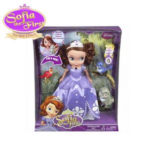 vezi in magazin Papusa vorbitoare Sofia Intai si prietenii Disney