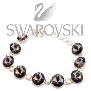 Bratara argint 925 Swarovski Elements Rivoli