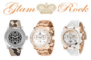 Ceasuri de lux pentru femei Glam Rock
