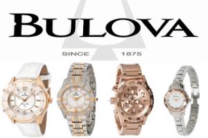 Ceasuri de lux originale Bulova pentru femei